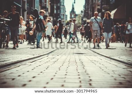 tram rails #301794965