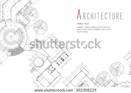 Architecture Background Royalty-Free Stock Photo #302308229