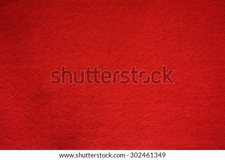 Red Carpet Texture Royalty-Free Stock Photo #302461349