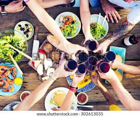 Food Lunch Celebration Party Flavors Concept #302613035
