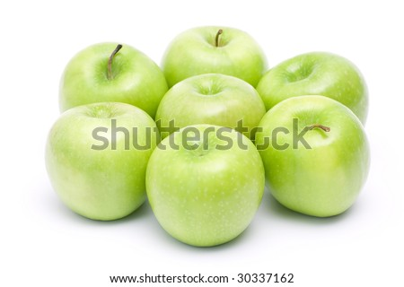 green apples #30337162