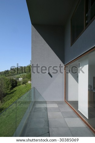 modern house #30385069