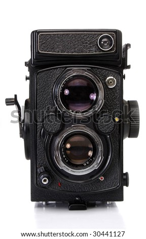 Medium format camera, from my photography series