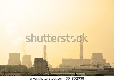 Industry pollution #304902938
