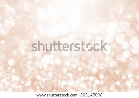 Lights on pink with star bokeh background. Royalty-Free Stock Photo #305147096