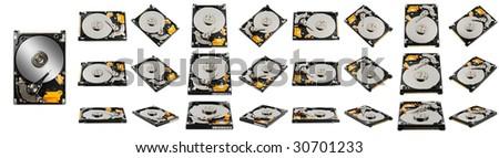 hard disk #30701233