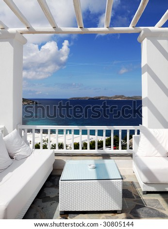 Beautiful Seascape #30805144