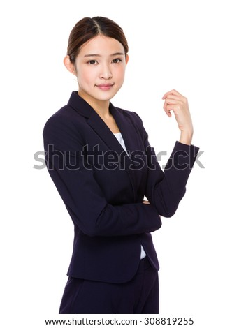 Asian businesswoman #308819255