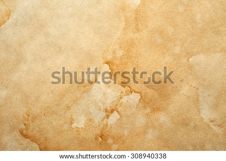 Texture of dirty paper Royalty-Free Stock Photo #308940338