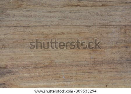 Texture of wood background closeup #309533294