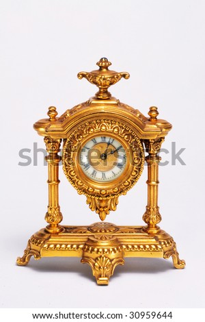 19th Century French Clock #30959644