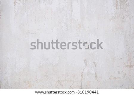 Grunge gray wall texture #310190441