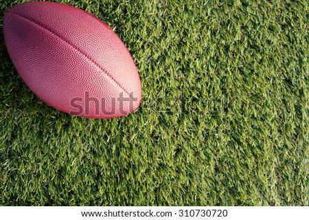 American futball ball