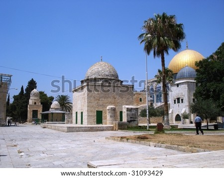 The Temple Mount #31093429