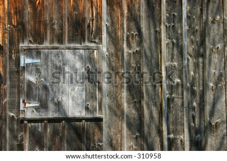 Weathered Boards #310958