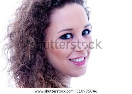 woman, perfect skin #310975046