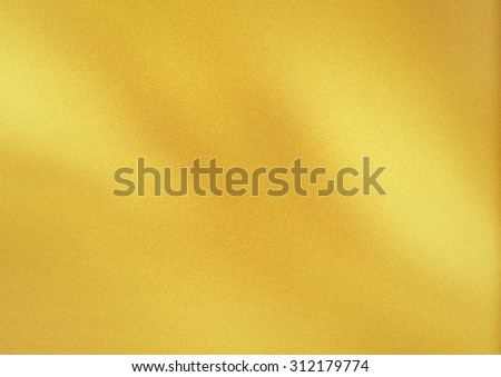 Soft Golden Foil Texture #312179774