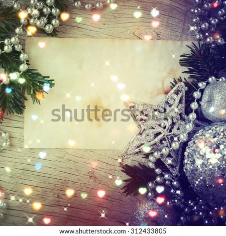 Christmas background  #312433805