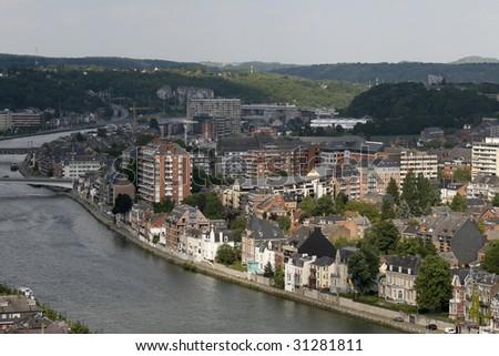 Namur in Belgium, capital of Wallonia #31281811