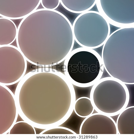 abstract design composition #31289863