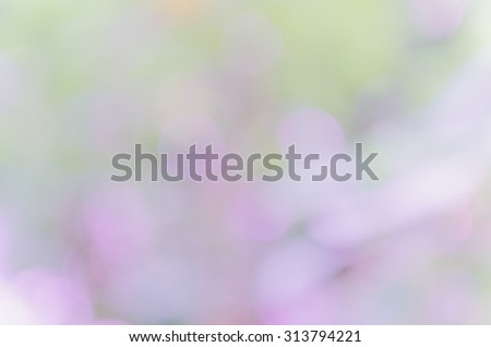 violet bokeh background from nature #313794221