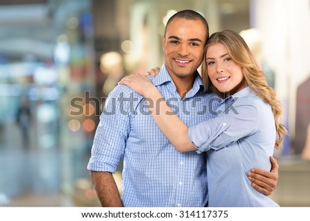 Smiling couple. #314117375