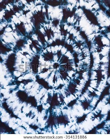 Tie Dye Abstract Design #314131886