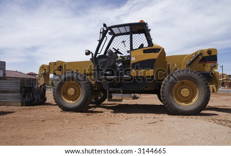 Heavy Duty Construction Machinery #3144665
