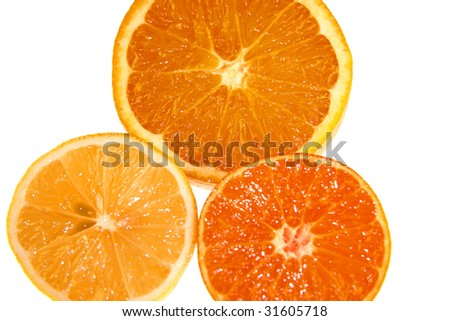 citrus fruits - symbolic image for food