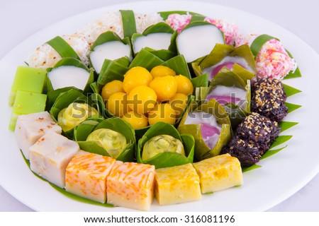 Khmer dessert #316081196