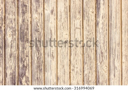 Grunge dirty old wooden surface texture. #316994069