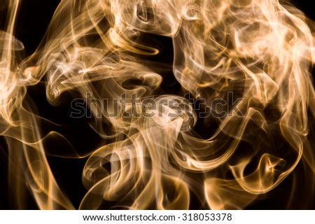 Brown smoke abstract background. #318053378