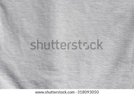 Gray fabric texture background / Gray fabric #318093050