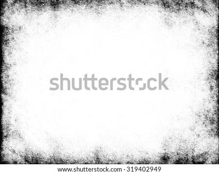 Grunge frame. background. border Royalty-Free Stock Photo #319402949