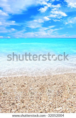 Gorgeous Beach in Summertime #32052004
