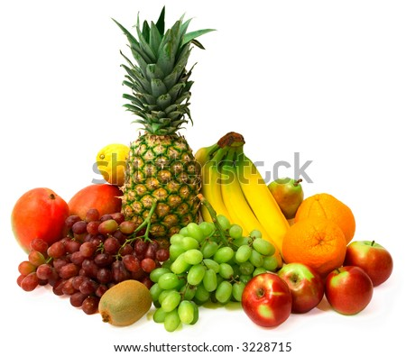 Colorful Fruits #3228715