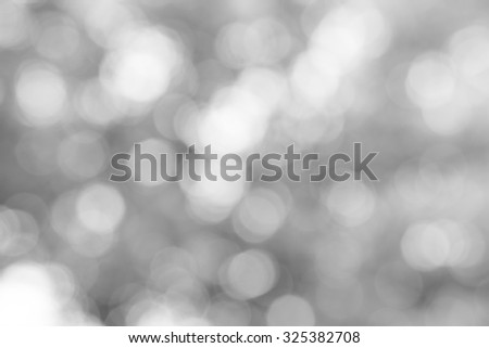 Grey glitter sparkle defocused rays lights bokeh abstract background. #325382708