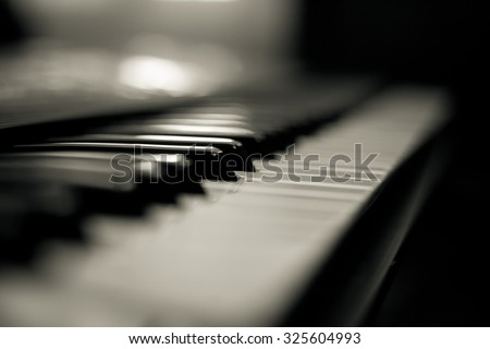 Keyboard Piano
