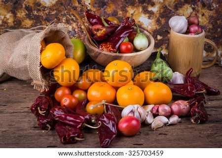 fruits and vegetables #325703459