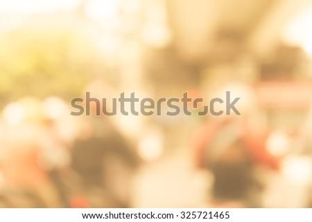 blur city lifestyle #325721465