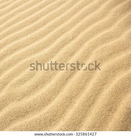 Macro Photo Of Sand Texture. #325861427