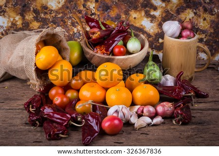 fruits and vegetables #326367836