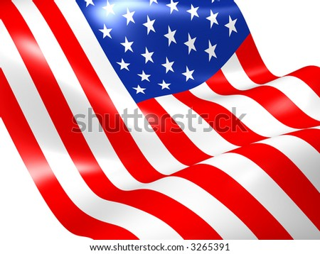 Flag the USA #3265391