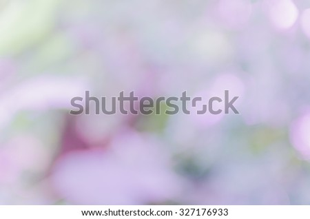 violet bokeh background from nature #327176933