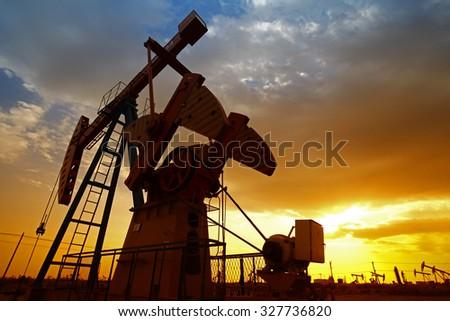 Oil pump, oil industry equipment #327736820