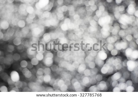 silver abstract bokeh lights. defocused background.Bokeh lights. Beautiful Christmas background.luxury background. #327785768