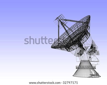 Satellite dish #32797171