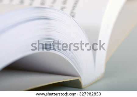 View of book pages #327982850