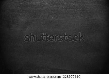 Black chalkboard. Dark background