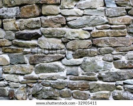 Old monastery wall #32905411